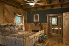 log home bathrooms interiors   ... Cypress Log Homes, Inc. / Gallery & Plans / Photos / Interior Album