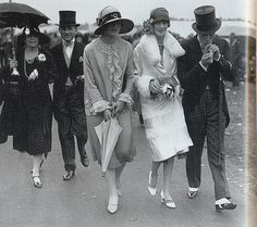 black and white, bright young things, dandies, fashion, flappers 20s Fashion, Fashion Mode, Art Deco Fashion, Fashion History, Retro Fashion, Vintage Fashion, Flapper Fashion, Rain Fashion, Edwardian Fashion