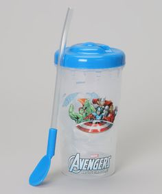 Take a look at this Avengers Slushy Magic Slushy Maker by Avengers on #zulily today!