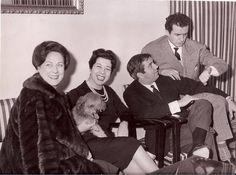 Foto dell'archivio della Contrada di Siena : Palio di Provenzano 2 luglio 1963.