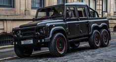 Land Rover Defender 6×6 2016 » Los Mejores Autos