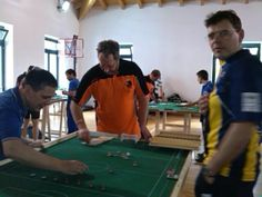 Lucidatura miniature - #InterregionaleNord a Besenello (Tn) - #Subbuteo #SubbuteoTO #CalcioDaTavolo #CalcioTavolo #Asd #Torino2009 #Fisct #PlaySubbuteo