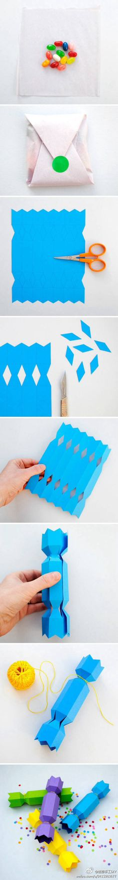 DIY candy box