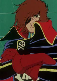 The Eternal Captain Harlock