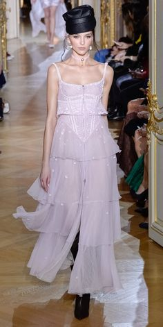 12 of the Most Breathtaking Gowns from Spring 2016 Couture Fashion Week - Ulyana Sergeenko Couture  - from InStyle.com