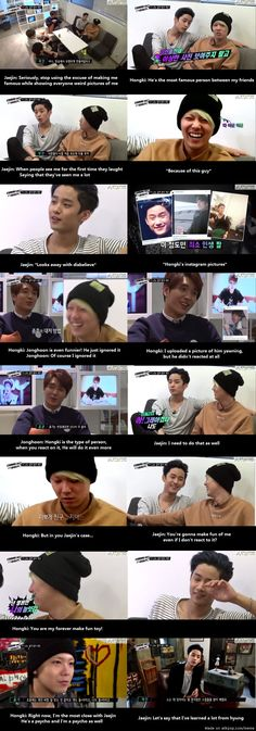 Hongki & Jaejin, Best combination ever! XD | allkpop Meme Center