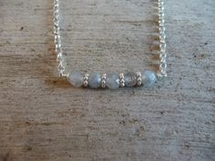 sterling silver facteted labradorite by MulberryDogJewellery, £26.00