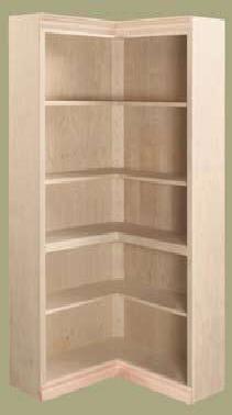 Elegant Corner Shelf   Living Room Or Office?