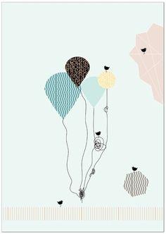 Nynne Rosenvinge - Balloons -