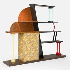 Ettore Sottsass (designer), Malabar, 1982