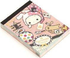 Sentimental Circus mini Memo Pad by San-X kawaii:Amazon:Toys & Games