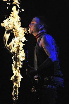 Rammstein...Paul Landers