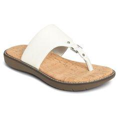 Women's A2 by Aerosoles Cool Cat Slide Sandals - White 12W