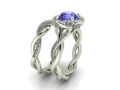 10  MOST  MODERN  BRIDAL  SETS Wedding and Engagement ring NEW Venetian Collection by BridalRings