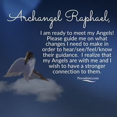 """Peroshini Naidoo on Instagram: """"Everyone has guardian Angels and whether you feel them or not, your Angels are always with you. If you would like to strengthen your…"""" Archangel Prayers, Angel Spirit, Archangel Raphael, My Guardian Angel, Peter Paul Rubens, Praying To God, Angel Cards, Orthodox Icons, Spirit Guides"""