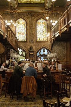 5 Amazing Restaurants in Bucharest- Traveling, we've eaten a lot of really delicious menu items and had an equal share of truly terrible restaurant fare. Some cities were better than others for offering a selection of great places to eat, Bucharest, Roman Places To Eat, The Places Youll Go, Places To Travel, Visit Romania, Romania Travel, Bucharest Romania, Brasov Romania, Photos Voyages, Bulgaria