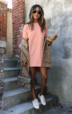 girly casual style