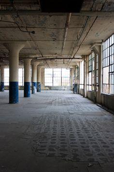 Local Architecture: Cincinnati: The Best Abandoned Building in Cincinnati