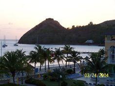 St. Lucia. Sandals Grande