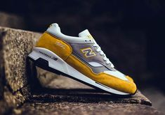 New Balance gives the classic 1500 a new look this spring, featuring yellow suede across the upper. One of the least utilized shades of suede, this clean colorway has us wondering why we don't see yellow suede on sneakers more … Continue reading →