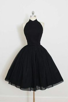 Chiffon dress for parties dress sleeves tulle black dress