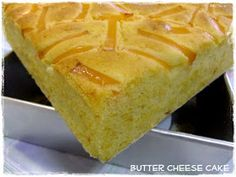Butter Cheese Cake