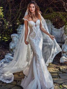 35 Brautkleider im Meerjungfrauen-Stil 2017 – Diese Looks sorgen für Herzklopfen Image: 0