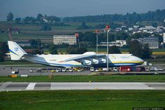 An-225 Mriya is the heaviest airlift cargo aircraft ever to take to the sky. Aircraft Parts, Cargo Aircraft, Military Aircraft, Avion Cargo, Ukraine, Up To The Sky, World Pictures, Boeing 747, Jet Plane