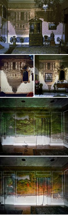 CAMERA OBSCURA BY ABELARDO MORELL I totally remember this spread in national geo 201!! One of my favorites!