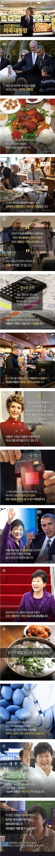 자기 돈 쓰는 오바마.JPG