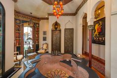 Look at this bathroom!!! 41 Photos Inside Andy Samberg and Joanna Newsom's Mindblowing Moorcrest Estate - Celebrity Real Estate - Curbed LA