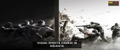 Looking for a best Institute to learn Visual Effects Course in Kolkata? Contact MAAC Girish Park!