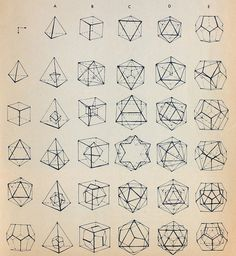 Geometric Designs For Tattoos