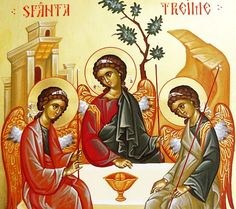 Acatistul Sfintei Treimi - revărsarea iubirii dumnezeiești | La Taifas
