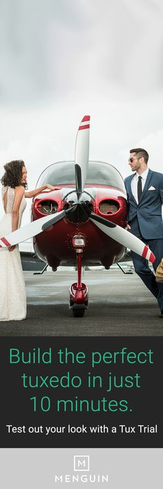 Not all tuxedos are created equal. So why leave anything to chance? Build the perfect tuxedo online, customized to your style and measurements, in just 10 minutes. Menguin's got you covered -- literally.    http://try.menguin.com/tux/?utm_source=Pinterest&utm_medium=14.6P