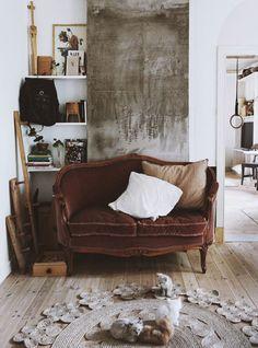 modern rustic.