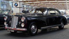 30d. Bentley Cresta | Facel Bentley Mk VI Cresta