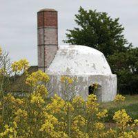Lime kiln in the southernmost Sweden Sweden, Lime, Outdoor, Art, Trelleborg, Outdoors, Art Background, Limes, Kunst