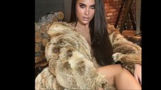 Woman In Red Fox Fur Part 7