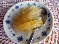 Λεμόνι γλυκό του κουταλιού - cretangastronomy.gr