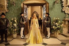 Allerleirauh, German Film 2012 - Wonderful Sun Dress - Magic Time (Part of series of Grimm's Fairy Tales?)