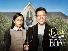 Fresh Off The Boat ~ TV comedy series based on Fresh Off the Boat: A Memoir by Eddie Huang. http://www.outriderbooks.com/FreshOfftheBoat.html