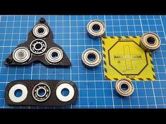 Como hacer un spinner o juguete para nerviosos | NQUEH - YouTube