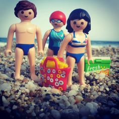 Playbeach3 Playmobil Clicks