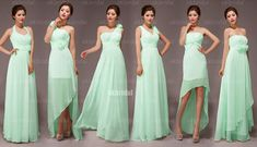 long bridesmaid dress cheap bridesmaid dress custom by okbridal, $119.99