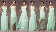 long bridesmaid dress cheap bridesmaid dress custom by okbridal, $129.00