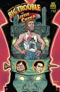 Big Trouble in Little China #12 Review
