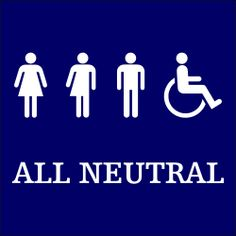 26 All Gender Restroom Signs Ideas All Gender Restroom Gender Restroom Sign