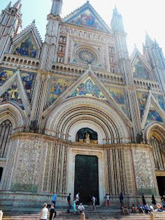 Our Two Weeks In Northern Italy!: Day 14 - July 20, 2013 - Orvieto and back to Rome