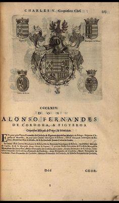 368. 1627; Alonso Fernández de Córdoba, 5th Duke of Feria (1588-1645).